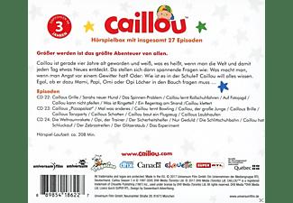 - Caillou Hörspielbox 8  - (CD)