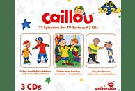 Caillou Hörspielbox 8 - (CD)