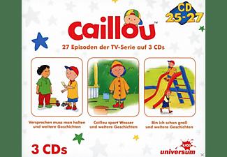 - Caillou Hörspielbox 9  - (CD)