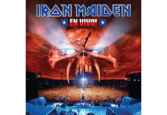 Iron Maiden - En Vivo  - (Vinyl)