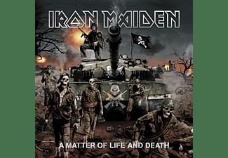 Iron Maiden - A Matter Of Life & Death  - (Vinyl)
