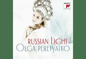 Olga Peretyatko - Russian Light  - (CD)