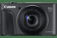 CANON PowerShot SX730 HS Digitalkamera Schwarz, 20.3 Megapixel, 40fach opt. Zoom, LCD (TFT), WLAN