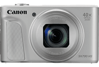 CANON PowerShot SX730 HS Digitalkamera Silber, 20.3 Megapixel, 40fach opt. Zoom, LCD (TFT), WLAN