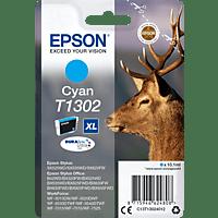 EPSON Original Tintenpatrone Hirsch Cyan (C13T13024012)