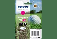 EPSON Original Tintenpatrone Golfball Magenta (C13T34734010)