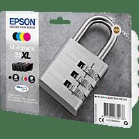 EPSON Original Tintenpatrone Schloss Multipack mehrfarbig (C13T35964010)