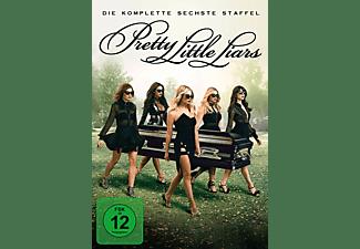 Pretty Little Liars - Die komplette 6. Staffel DVD