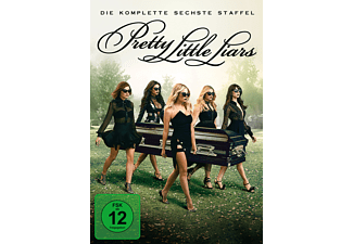 Pretty Little Liars Staffel 7 Dvd