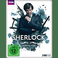 Sherlock – Staffel 4 (Limitiert) [Blu-ray]