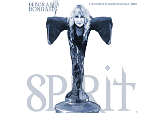Deborah Bonham - Spirit-The Complete Sessions Remastered - (CD)