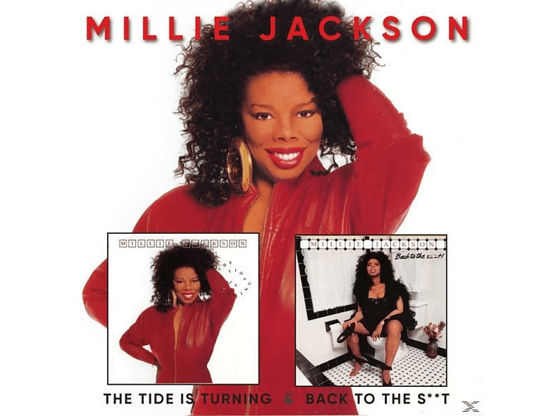 Millie Jackson - The Tide Is Turning/Back To The S++T [CD]