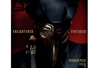 Zbigniew Pilch - Enlightened Virtuoso - (CD)