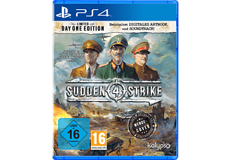 PS4 Sudden Strike 4 - PlayStation 4