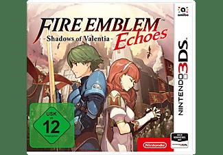Fire Emblem Echoes: Shadows of Valentia - [Nintendo 3DS]