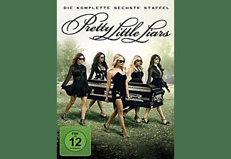 Pretty Little Liars - Die komplette 6. Staffel [DVD]