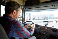 TOMTOM Go Professional 520 LKW, Bus Europa