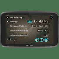 TOMTOM GO Professional 6200 Bus, LKW Europa