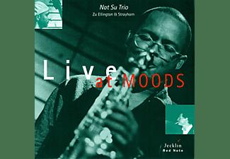 Nat Su Trio - Live at Moods: Not su Trio  - (CD)