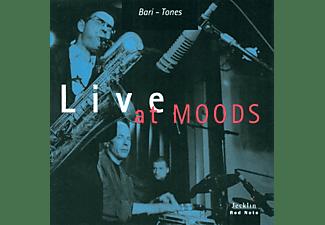 Bari-Tones - Live at Moods: Bari-Tones  - (CD)