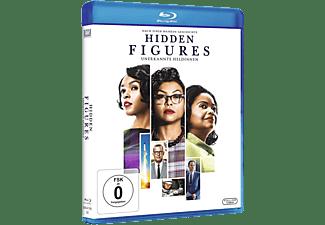 Hidden Figures - Unerkannte Heldinnen (Kevin Costner, Kisten Dunst, Jim Parsons) [Blu-ray]