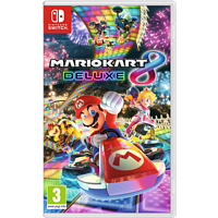 Mario Kart 8 Deluxe - [Nintendo Switch]