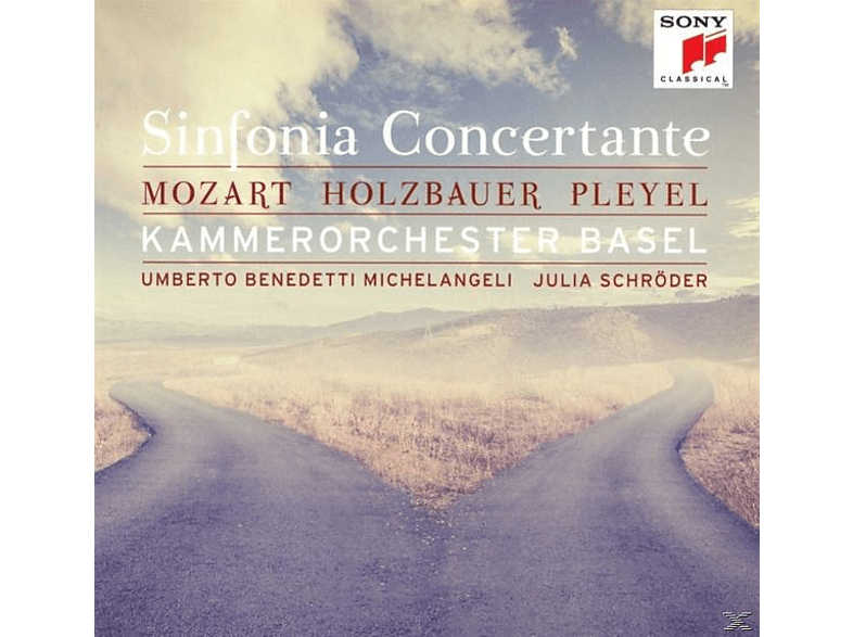 Kammerorchester Basel - Sinfonia concertante [CD]