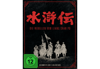 Die Rebellen vom Liang Shan Po - Die komplette Serie (limitierte Special-Edition) Blu-ray