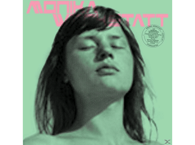 VARIOUS - MONIKA WERKSTATT (+MP3) [LP + Download]