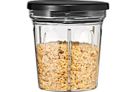 WMF 04.1653.0011 Kult Pro Standmixer Cromargan® matt (1200 Watt, 1.2 Liter, 0.5 Liter, 0.7 Liter, 0.3 l)