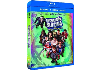 Escuadron Suicida - Blu-ray