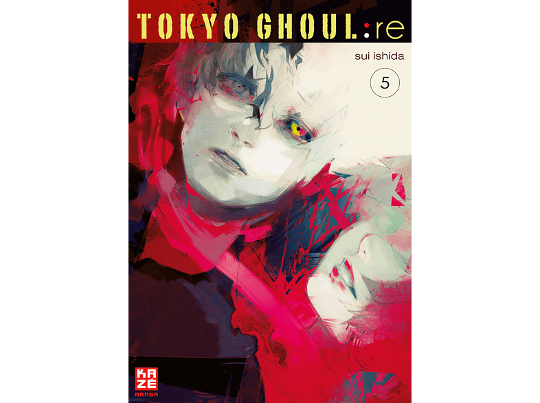 Tokyo Ghoul:re - Band 5