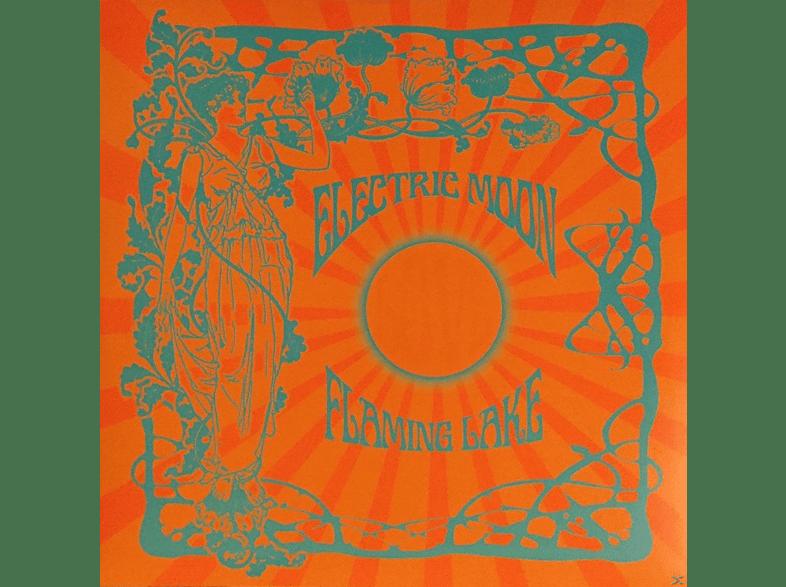 Electric Moon - Flaming Lake [CD]