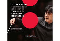 Bruno Fontaine, Yutaka Sado, Tonkünstler-orchester - A Tribute to Leonard Bernstein [CD]
