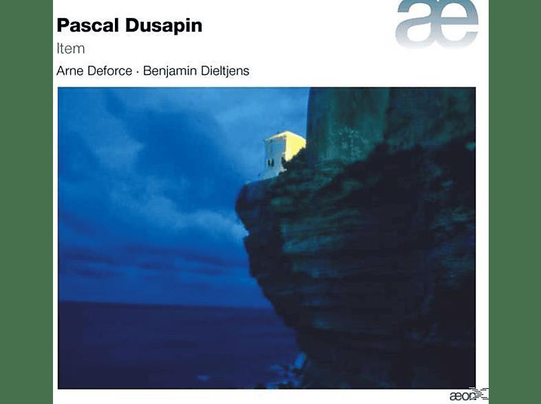 Deforce,Arne/Dieltjens,Benjamin - Item-Werke für Violoncello & Klarinette [CD]