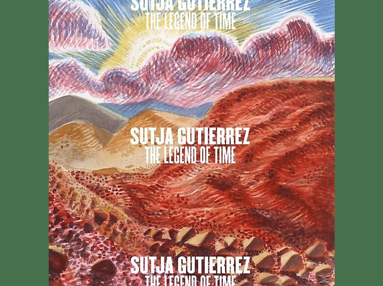 Sutja Gutierrez - THE LEGEND OF TIME [Maxi Single CD]