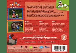 Leo Lausemaus - Leo Lausemaus Hörspielbox 2  - (CD)