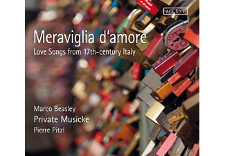 Beasley,Marco/Pitzl,Pierre/Private Musicke - Meraviglia d'amore-Italian Love Songs - (CD)