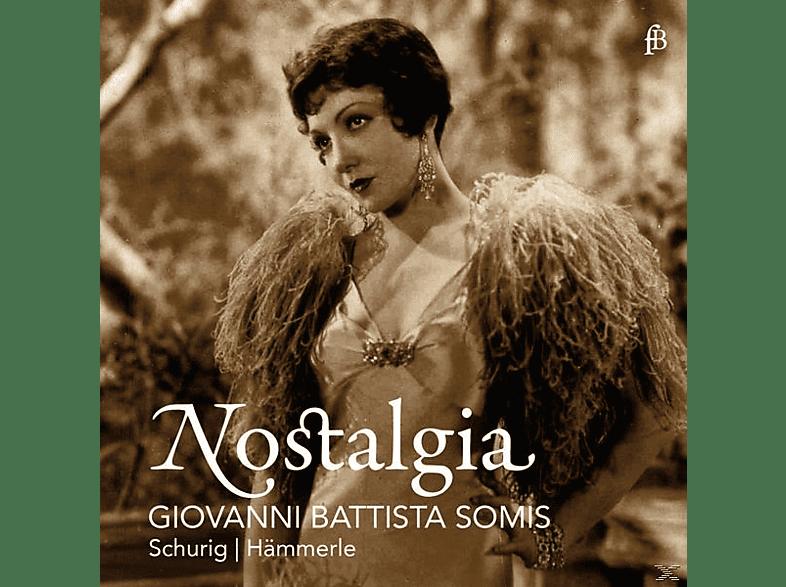Schurig,Wolfram/Hämmerle,Johannes - Nostalgia [CD]