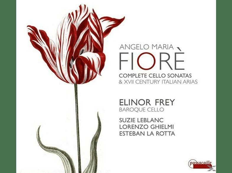 Suzie Leblanc, Lorenzo Ghielmi, Esteban La Rotta, Elinor Frey - Die Cellosonaten [CD]
