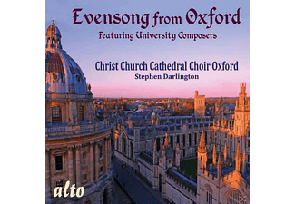 Oxford Christ Church Cathedral Choir - Evensong from Oxford - (CD)
