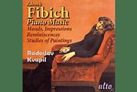 Radoslav Kvapil - Klaviermusik [CD]