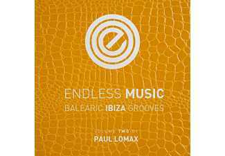 VARIOUS - Endless Music Ibiza Vol.2 (Mixed By Paul Lomax) - (CD)