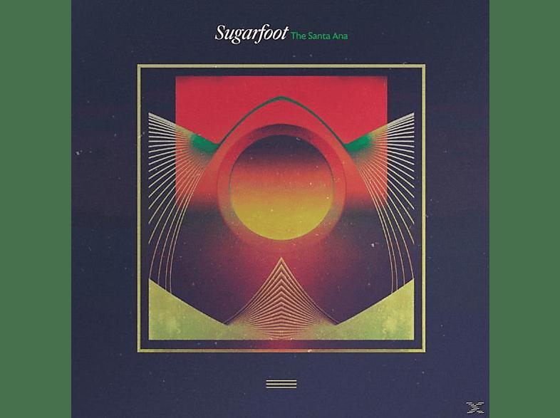 Sugarfoot - The Santa Ana (2LP+CD/Colored Vinyl) [LP + Bonus-CD]