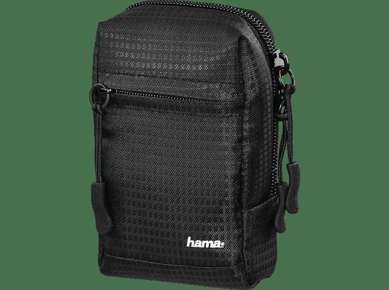 HAMA Fancy Travel 60H Kameratasche , Schwarz