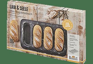 RBV BIRKMANN 210219 Mit Laib und Seele Mini-Baguetteblech