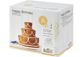 RBV BIRKMANN 211841 Happy Birthday, Backform