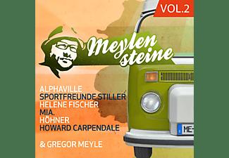 VARIOUS - Gregor Meyle Präsentiert Meylensteine Vol. 2  - (CD)