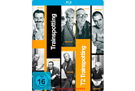 Trainspotting / T2 Trainspotting (2-Disc SteelBook) - Exklusiv [Blu-ray]