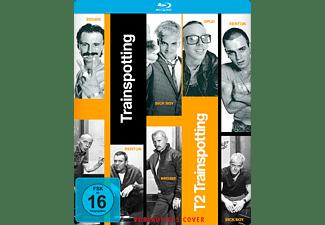 Trainspotting / T2 Trainspotting (2-Disc SteelBook) - Exklusiv Blu-ray